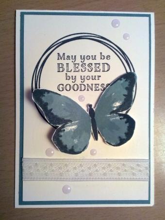 Schmetterlingblau